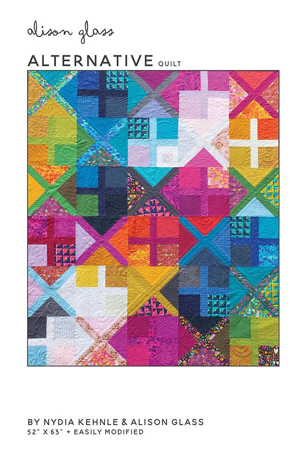 Alison Glass Alternative Quilt Pattern
