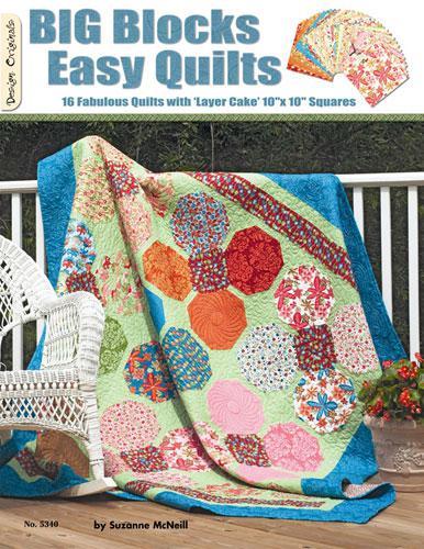 Big Blocks Easy Quilts