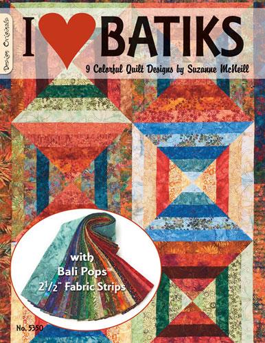 I Love Batiks