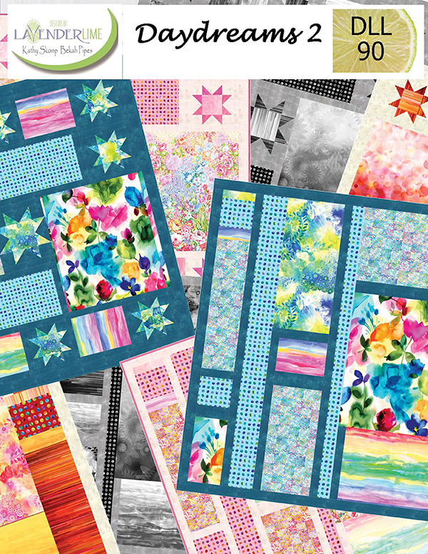 Daydreams 2 Quilt Booklet