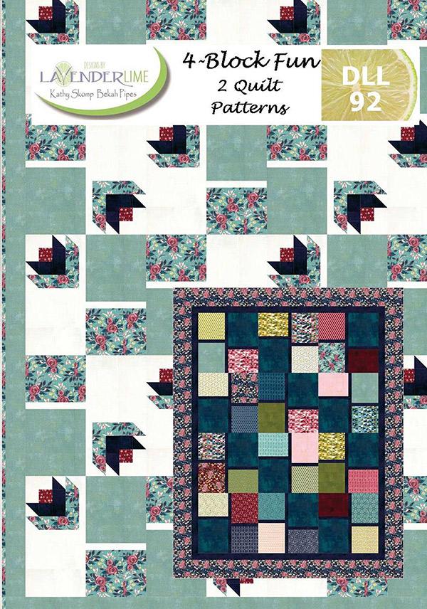 4 Block Fun Pattern DLL 92
