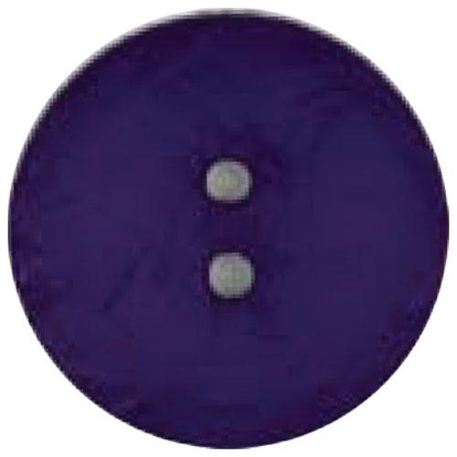 Dill Button 60mm round Purple