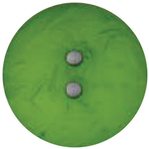 Round Button 60mm Bt Green