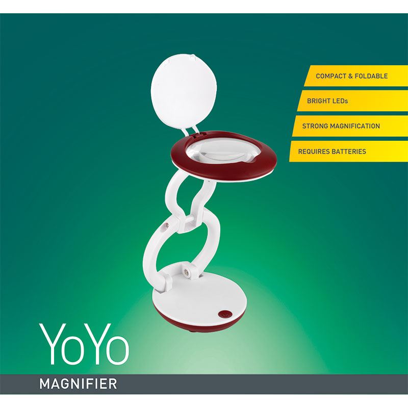 Yo-Yo Magnifier - Daylight Co.
