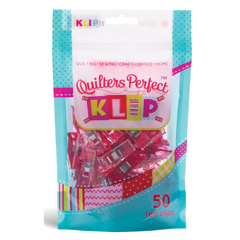 Perfect Klip 50ct Red
