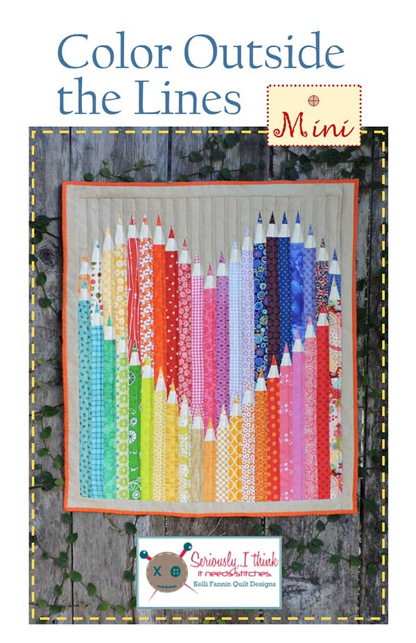 Color Outside The Lines Mini
