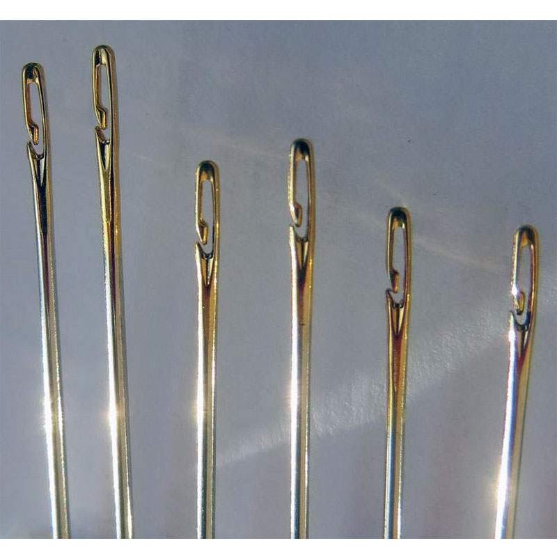 Side Threading Needles 12ct