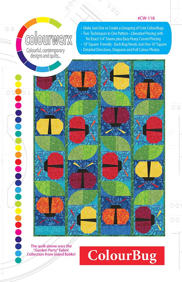 Colour Bug CW-118 Coulorwerx Pattern