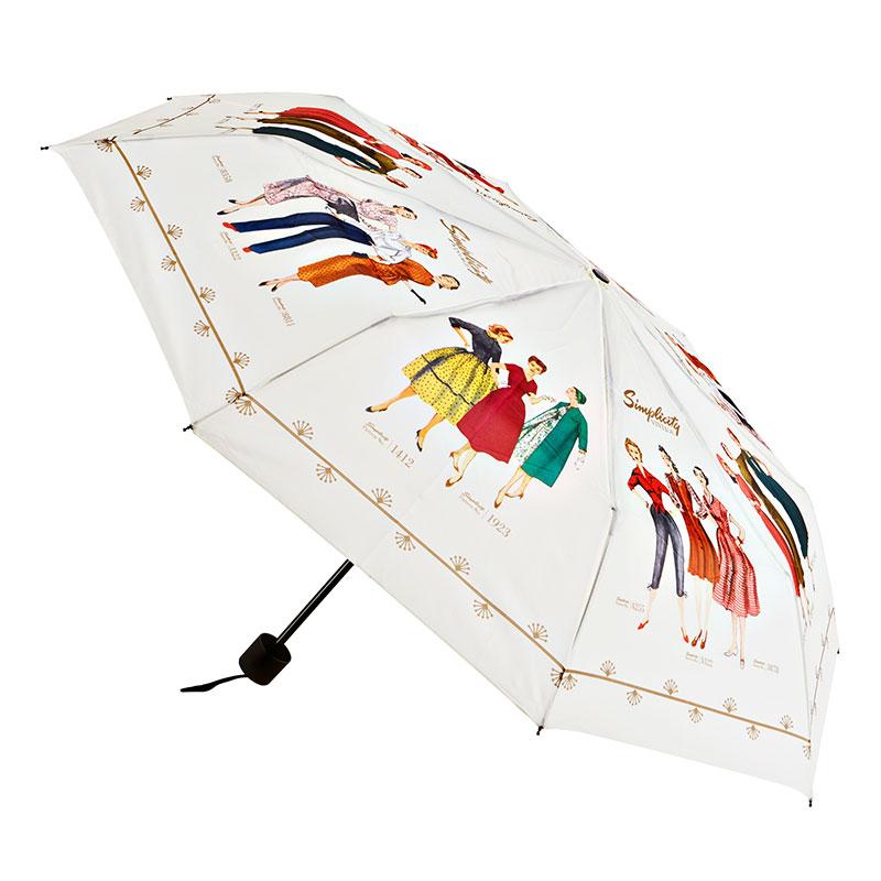 Vintage Umbrella - Simplicity