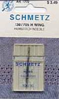 Schmetz: Hemstitch Needle 100/16
