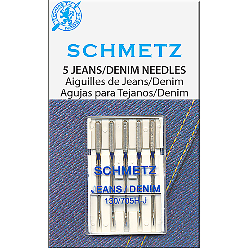 Needles Schmetz Denim Machine Sz. 12/80