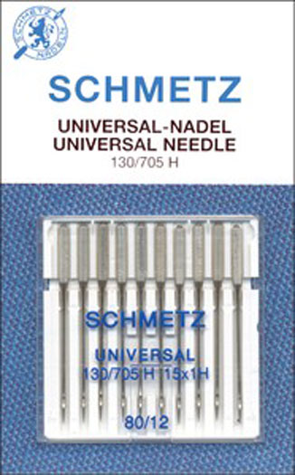 Schmetz Universal Machine Needle 80/12 1833