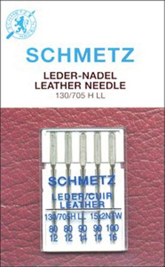 Schmetz Leather Machine Needle Asst