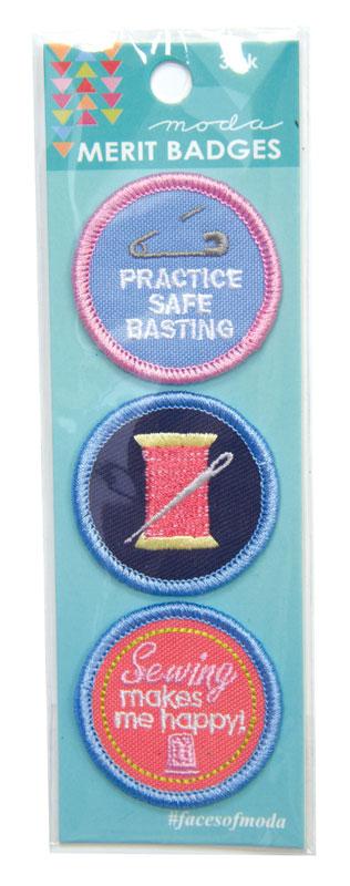 Moda Merit Badges Badge #3