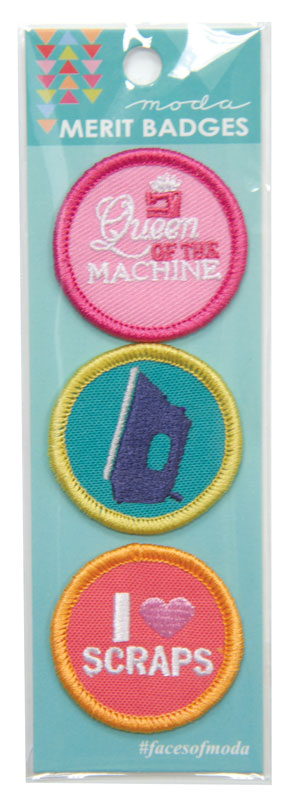 Moda Merit Badges