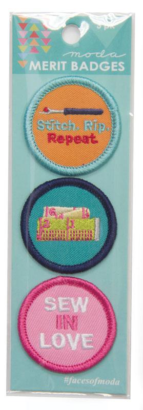 Moda Merit Badges #6