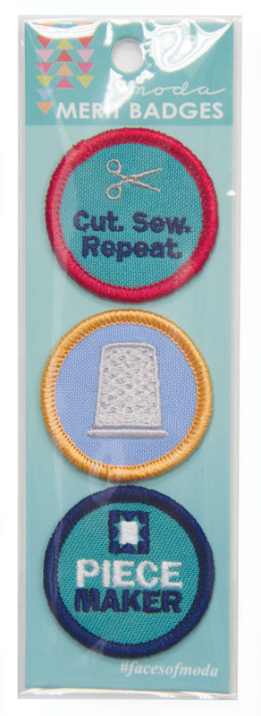 Moda Merit Badges #7