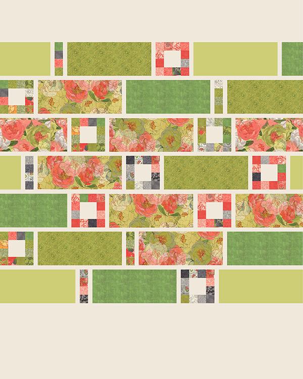 Tokyo Terrace Pattern