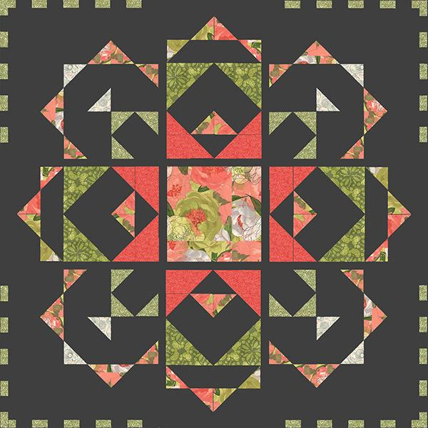 Town Square Garden Pattern