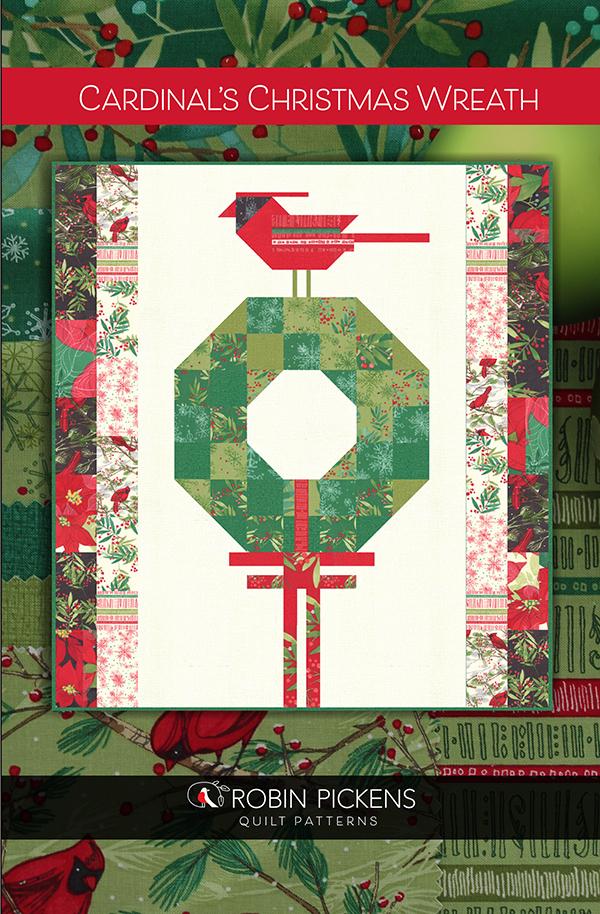Cardinals Christmas Wreath