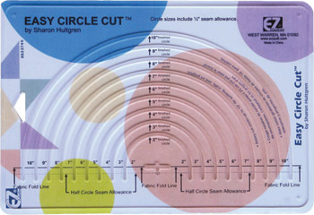 The Easy Circle Cut