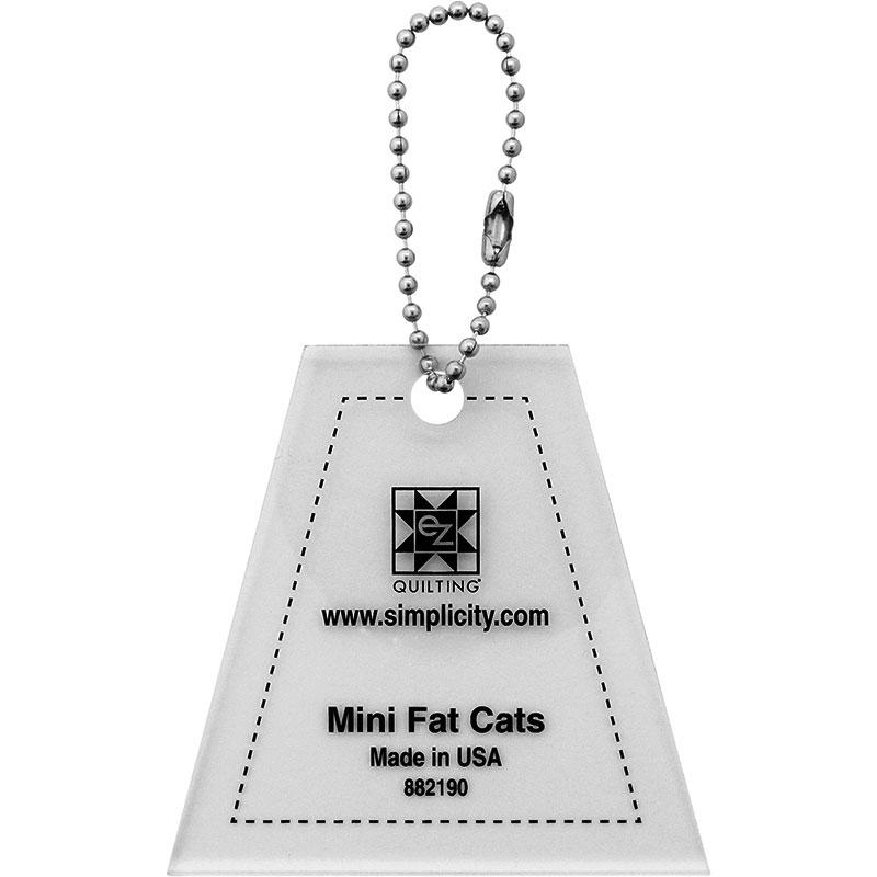 Mini Fat Cats Template