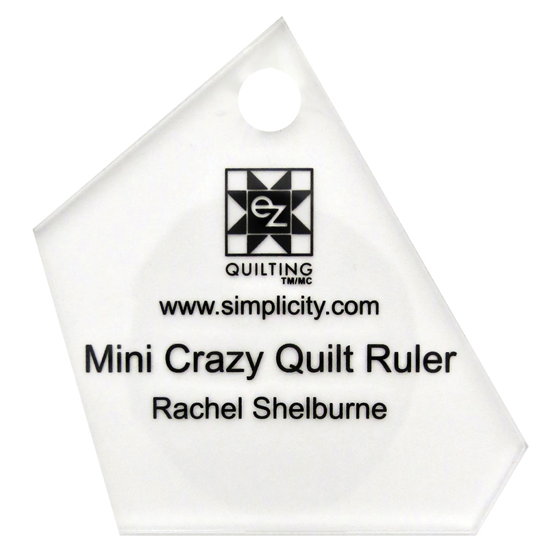 Jelly Roll Ruler Mini Crazy Qlt