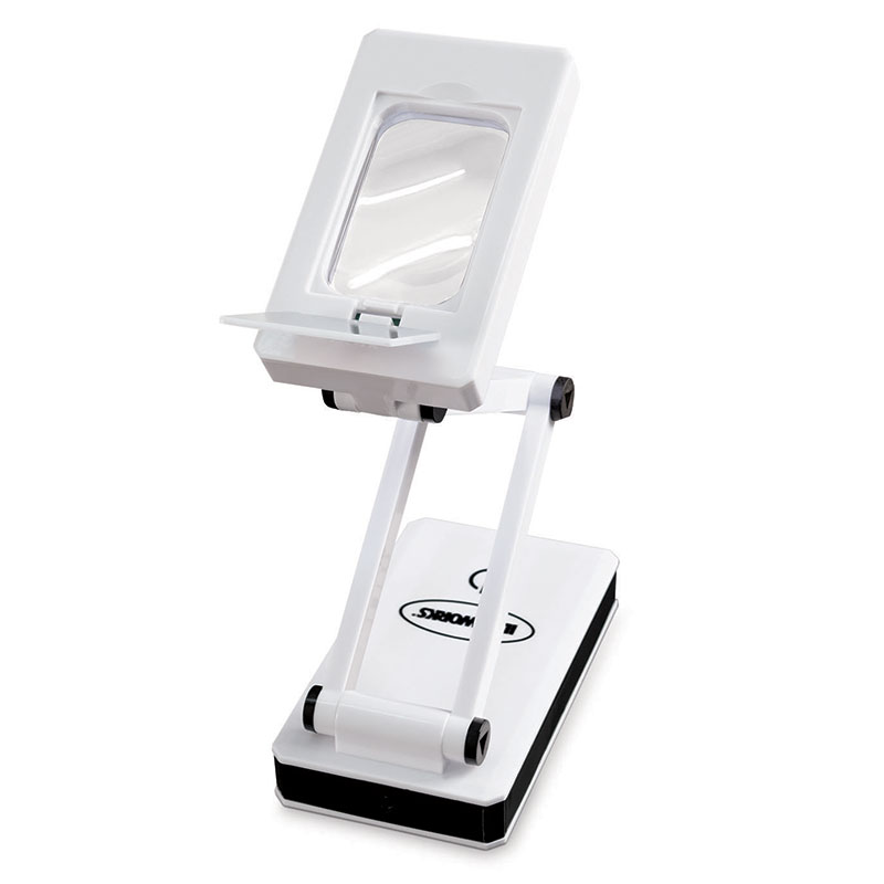 Edmunds Magnifier Lamp