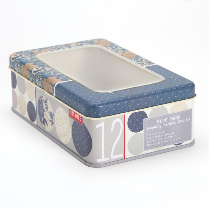 Frivol #12 Blue Barn Laundry Basket Quilts