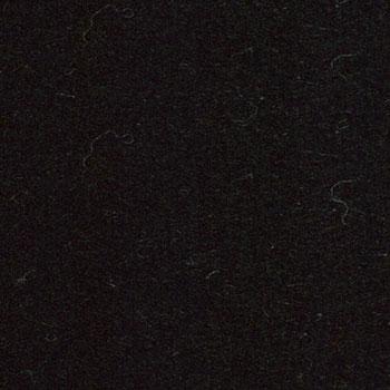54in Black 80% Wool 20% Nylon