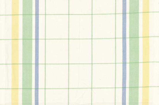 1 1/3 yards Pastel Plaid Toweling 920-116