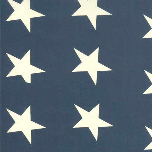 Moda 19 Bar Harbor Star Bunting