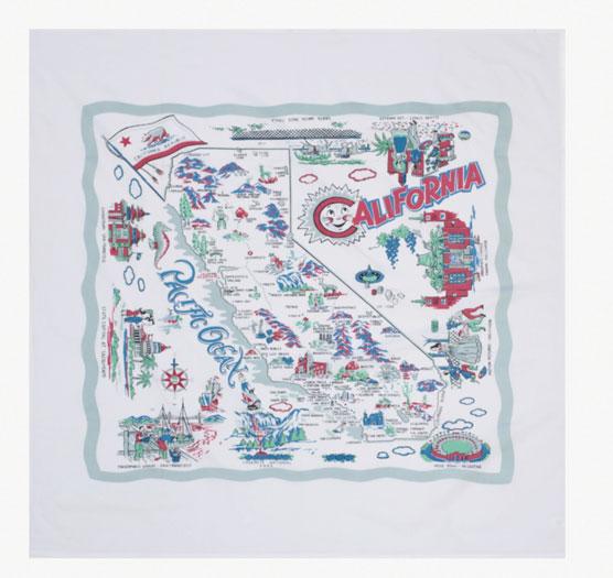 Tablecloth 52 California