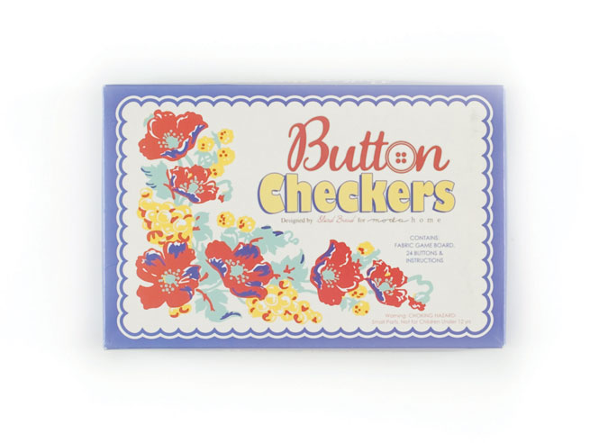 Button Checkers