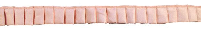 Lilly & Will Bunny Hill 1.25 Satin Trim- Pink