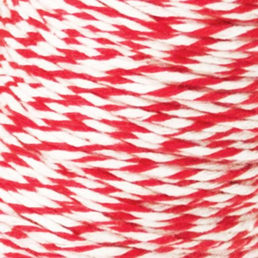 Baker's Twine 100yds Red