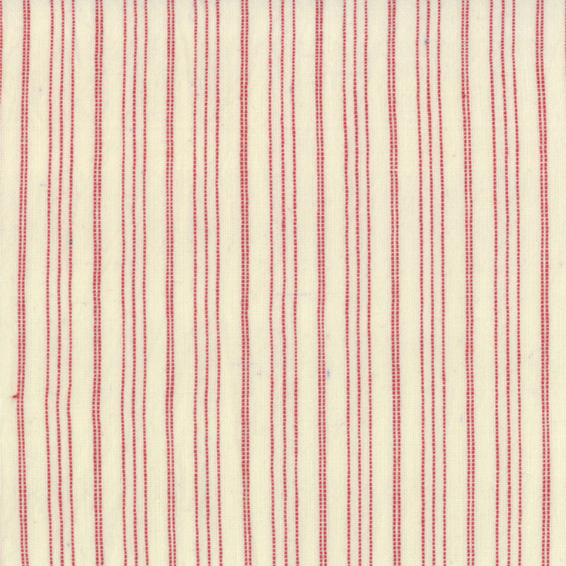 Midwinter Reds Ivory Red Woven 12214 21