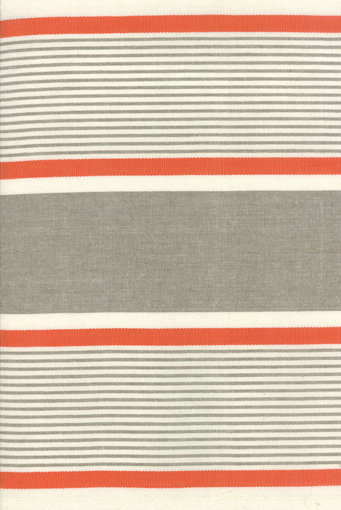 16 Toweling Fiesta Wide Stripe Mango