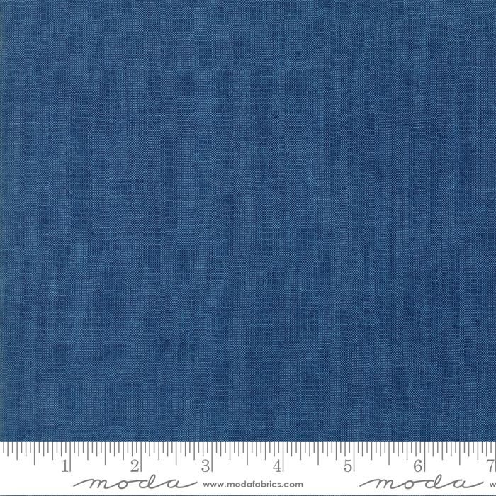 Chambray - Royal Blue