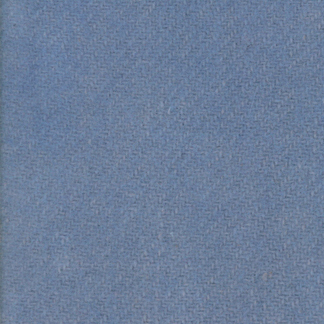 100% Wool French Blue
