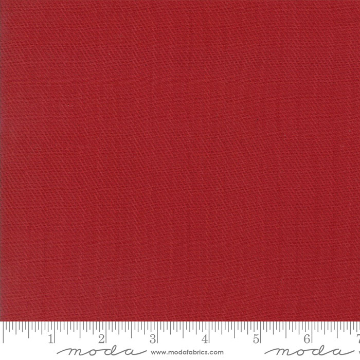 Cottonworks Solid Red