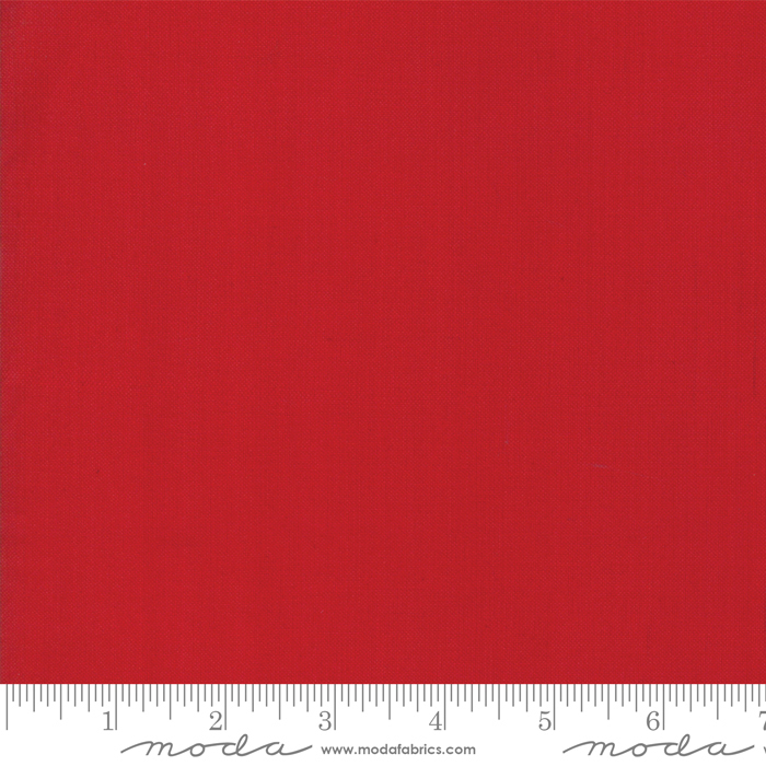 Oxford Chambray Red