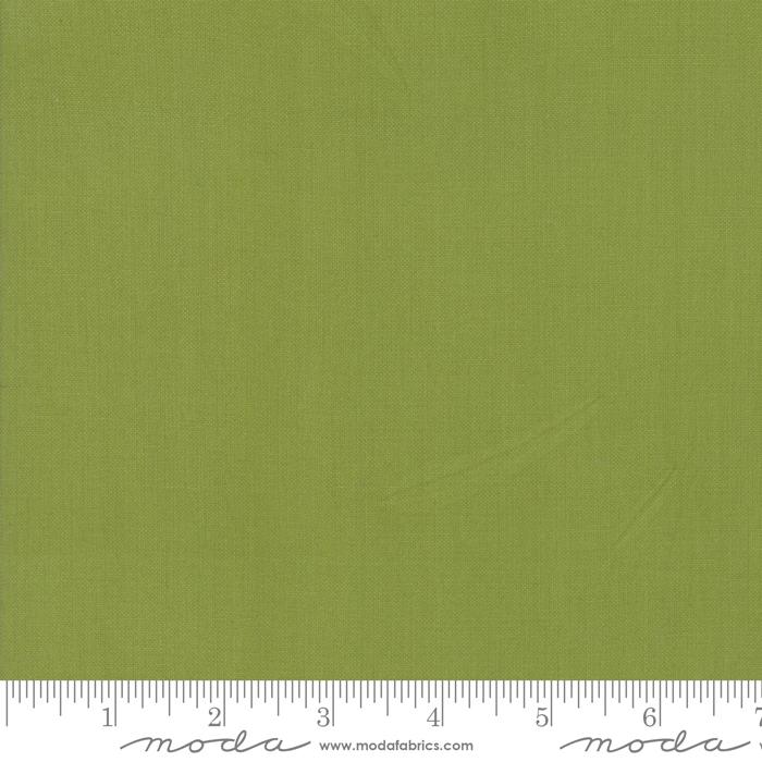 Oxford Chambray Green