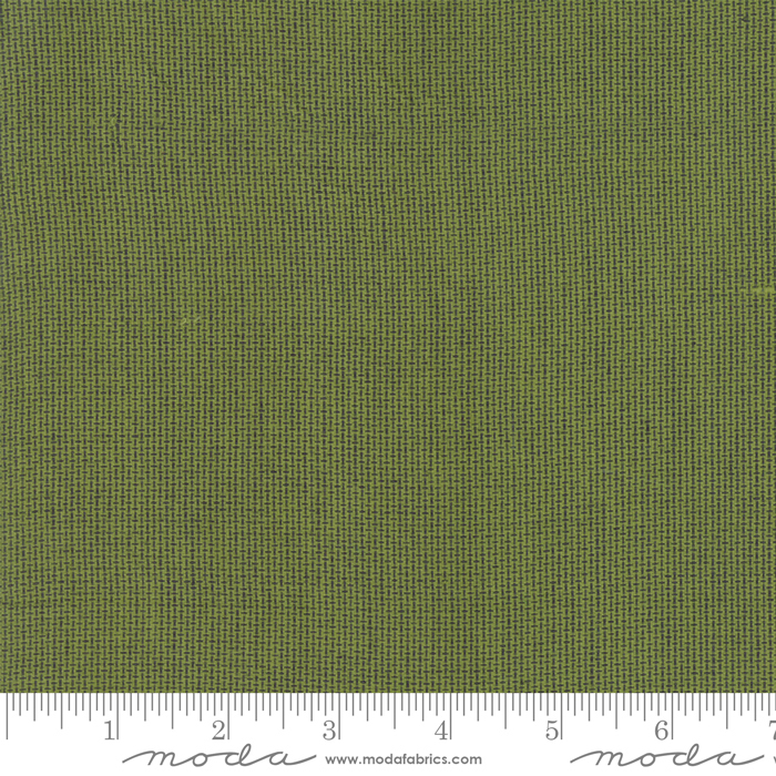 Oxford Mini Check Green, Wovens, Sweetwater, Moda