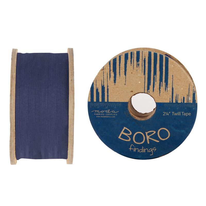 Boro Trim Twill Tape 2.25 Indg