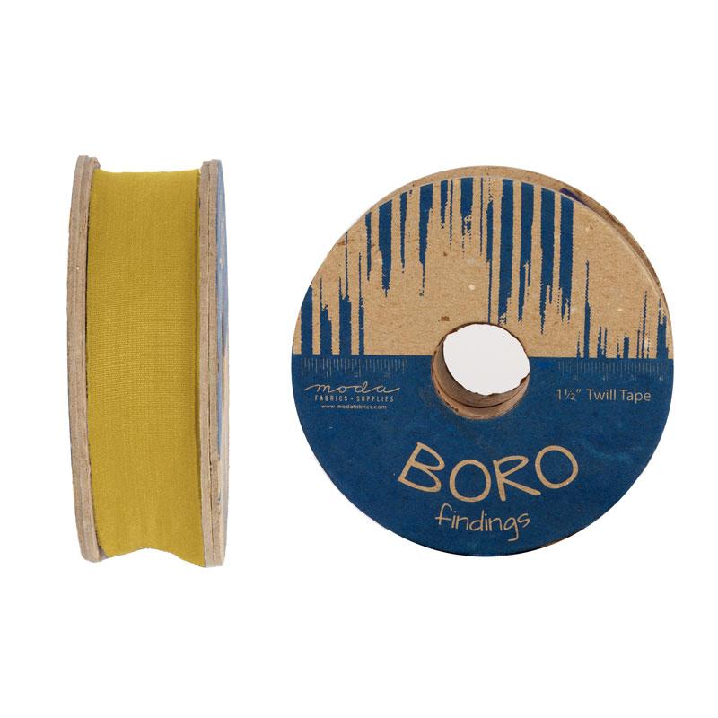 Boro Trim Twill Tape Flax #2115 13