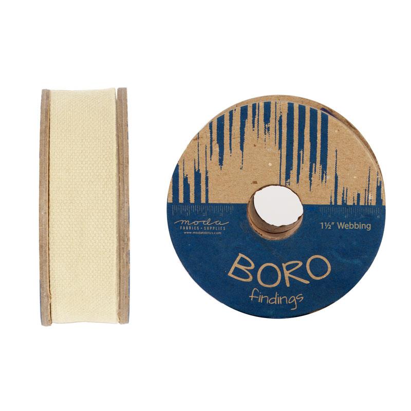 Boro - Trim Webbing 1.5 - Natural