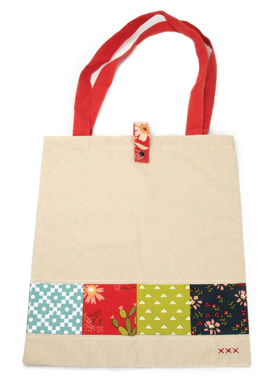 Walkabout Tote Bag 14 x 16