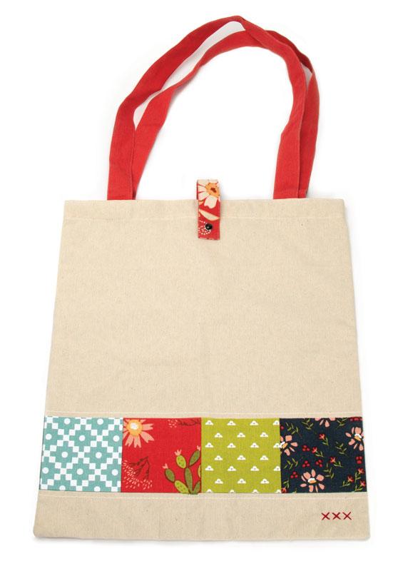 Moda Walkabout Tote Bag 14 x 16