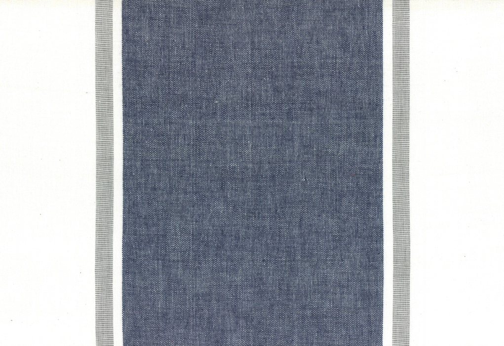 16 Picnic Point Tea Toweling Navy